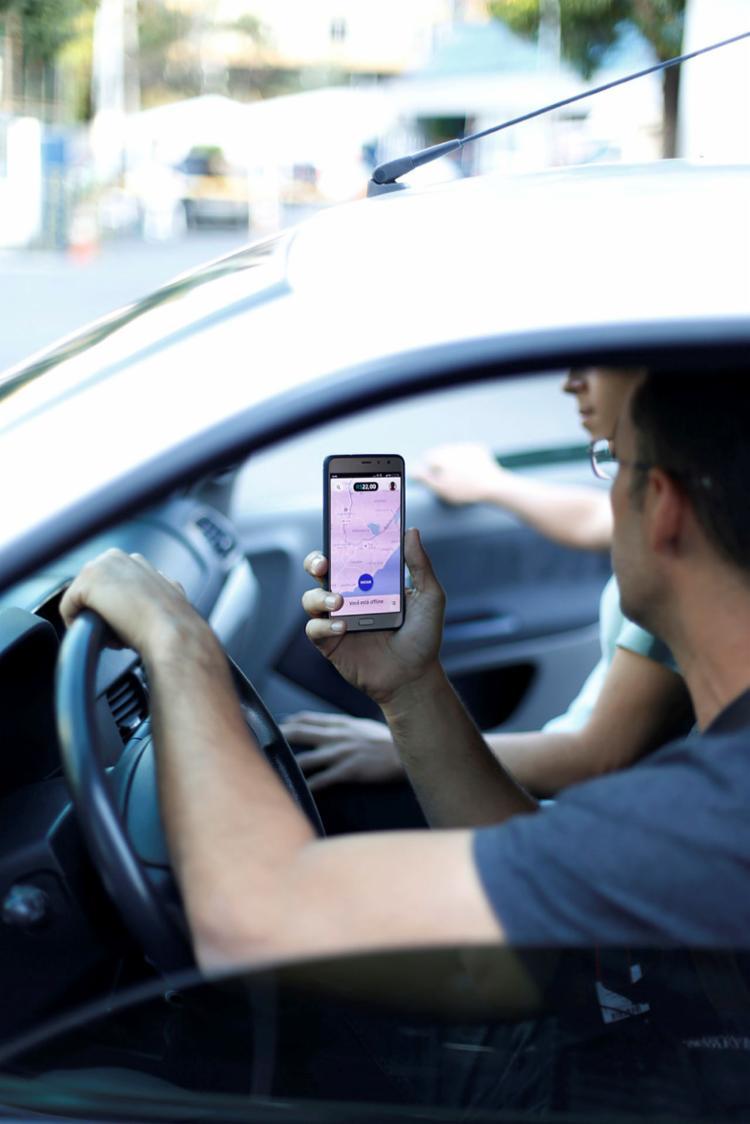 No caso dos motoristas de aplicativo, não haverá cobrança do ICMS - Foto: Adilton Venegeroles | Ag. A TARDE