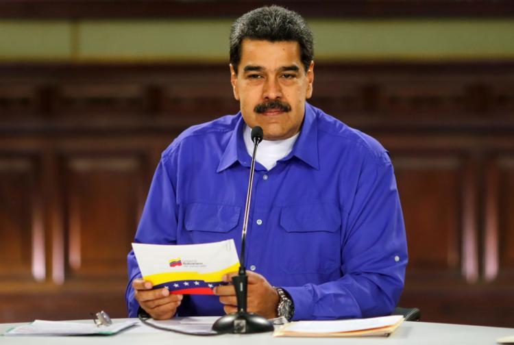 Maduro já denunciou cerca de 30 planos contra ele - Foto: HO   Presidência Venezuelana   AFP