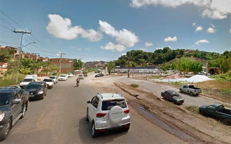 Não há previsão de retorno da circulação normal do transporte - Foto: Reprodução I Google Street View