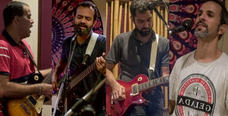 Show da Banda Os Seixas terá entrada gratuita - Foto: Divulgação