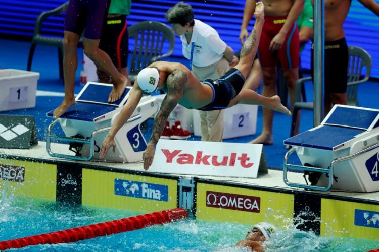 Estreia das duas modalidades ajuda ainda mais o País no quadro de medalhas - Foto: Satiro Sodré I Rede do Esporte