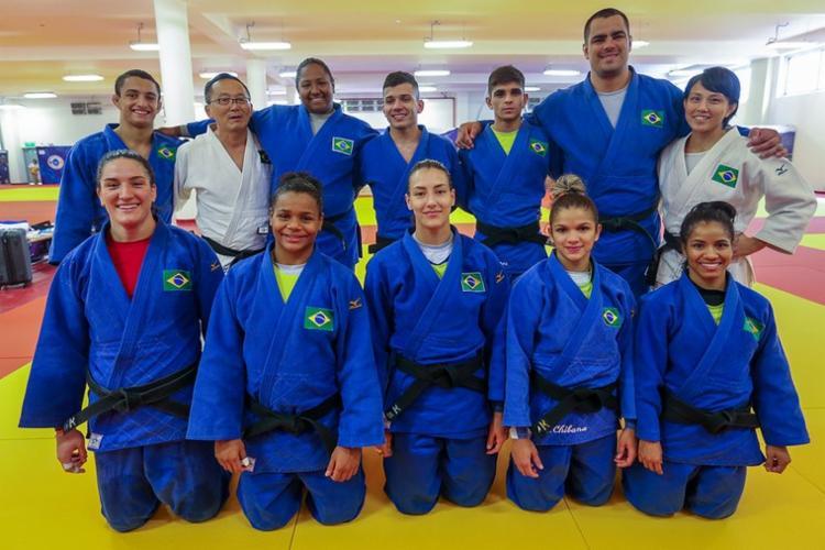 Judô brasileiro vai estrear no Pan de Lima com uma equipe forte - Foto: Abelardo Mendes Jr I Rede do Esporte