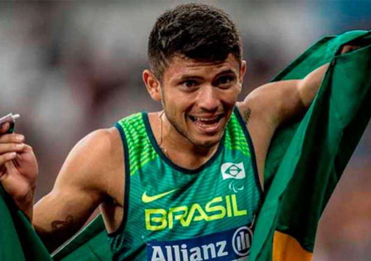 Brasileiros tem o recorde parapan-americano e mundial dos 100 metros livre - Foto: Daniel Zappe | CPB