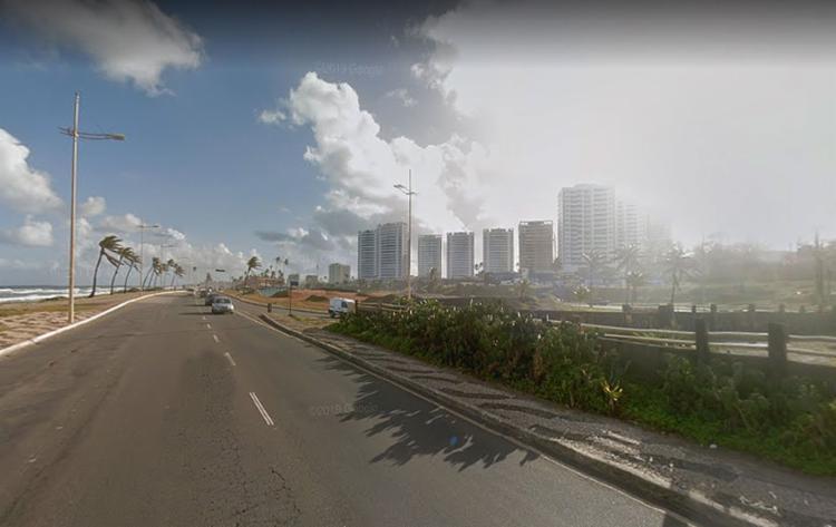 Segundo a Transalvador, o acidente ocorreu na altura de Pituaçu - Foto: Reprodução l Google Maps