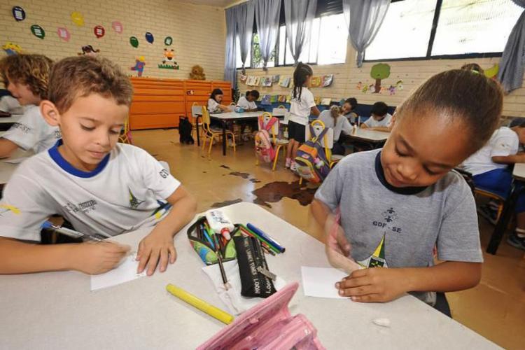 Objetivos para ensino infantil e fundamental serão atingidos, diz Ipea - Foto: Arquivo l Agência Brasil