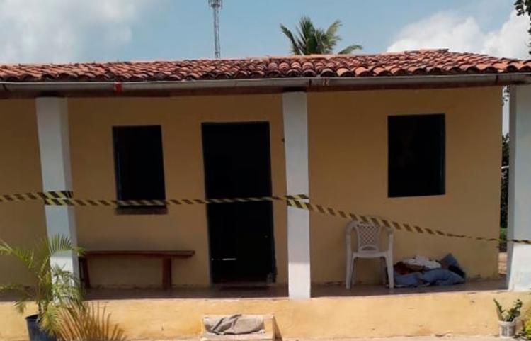 Corpo foi encontrado na residência da vítima - Foto: Divulgação | Polícia Militar