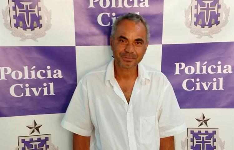 Suspeito teria ameaçado a vítima - Foto: Divulgação   Polícia Civil