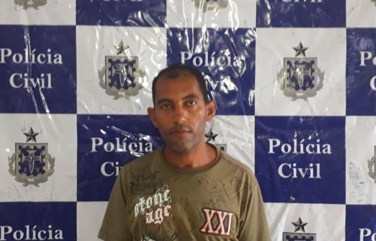 Suspeito irá responder por estupro de vulnerável - Foto: Divulgação | Polícia Civil