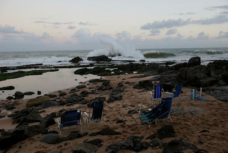Somente na capital baiana 22 praias estão impróprias para banho - Foto: Raphael Muller | Ag A TARDE