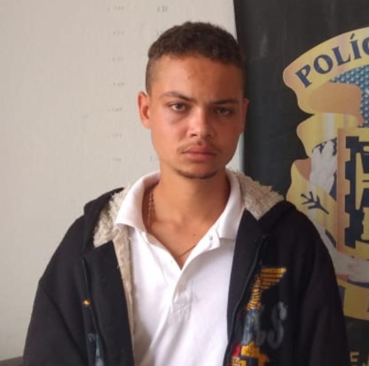 Além da agressão, o jovem tem outras passagens pela polícia - Foto: Divulgação | Polícia Civil
