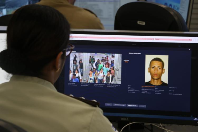 Lucas Santos possuía mandado de prisão em aberto - Foto: Divulgação   SSP