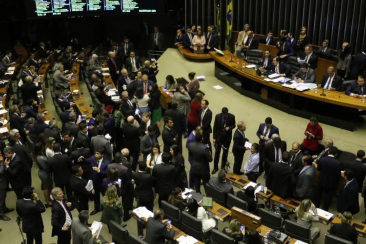 Proposta foi enviada pelo Executivo em fevereiro e aprovada em primeiro turno - Foto: Fabio Rodrigues Pozzebom I Agência Brasil