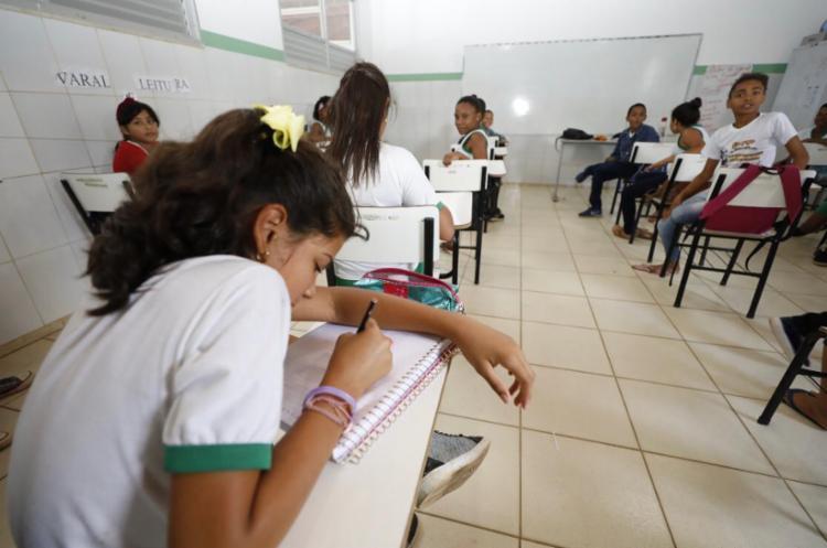 Para coordenadora pedagógica, priorizar o ensino do aluno como todo faz com que eles alcancem uma boa nota do Ideb
