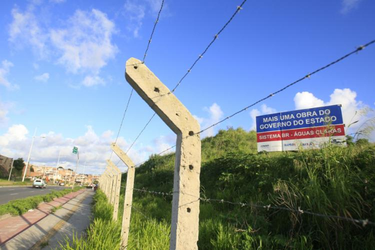 Terreno da nova rodoviária fica em Águas Claras - Foto: Alessandra Lori l Ag. A TARDE