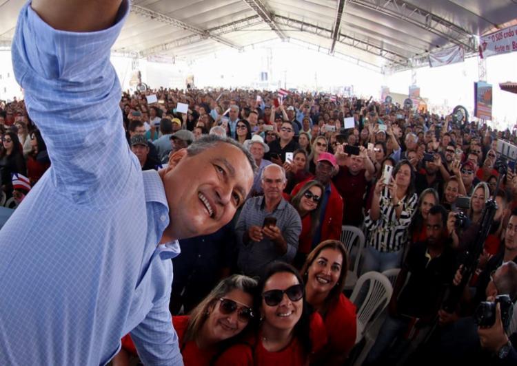 Esta é a 11º policlínica que Rui inaugura - Foto: Divulgação