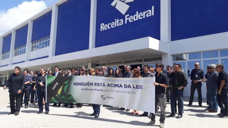 tualmente na Bahia há cerca de 800 auditores, sendo que aproximadamente 620 estão em Salvador - Foto: Luan Borges | Ag. A TARDE