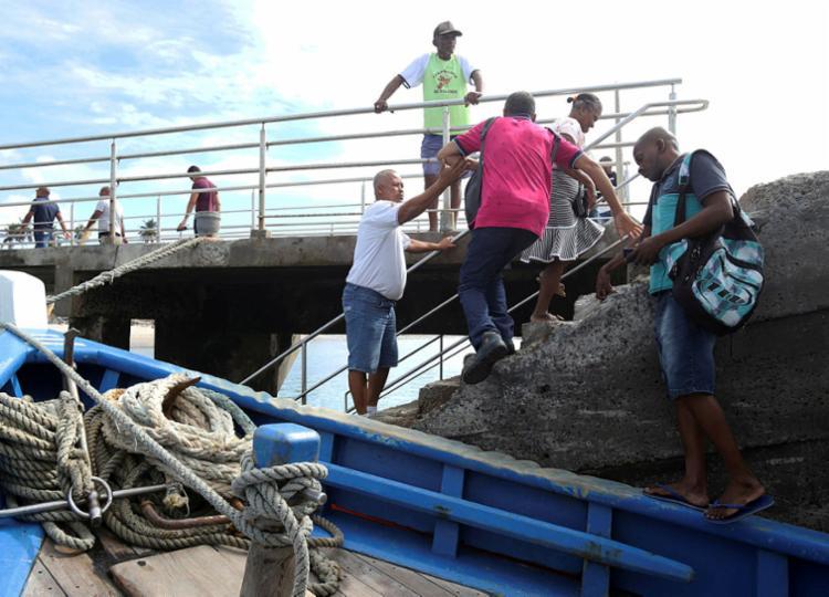 Marinha diz que a Capitania dos Portos realiza diariamente fiscalizações