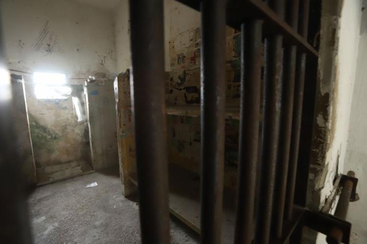 Condições das celas da Ala Azul não proporcionam dignidade aos internos - Foto: Uendel Galter | Ag. A TARDE