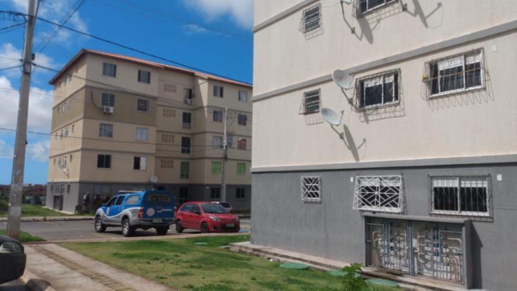 A reintegração de posse é de 57 apartamentos do programa Minha Casa Minha Vida