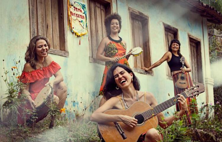 Evento contará com a participação do grupo Yayá Massemba - Foto: Divulgação