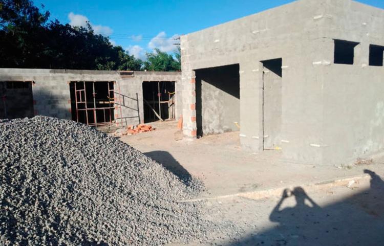 Hospital Geral de Camaçari (HGC) passa por obras de ampliação - Foto: Divulgação | Sesab