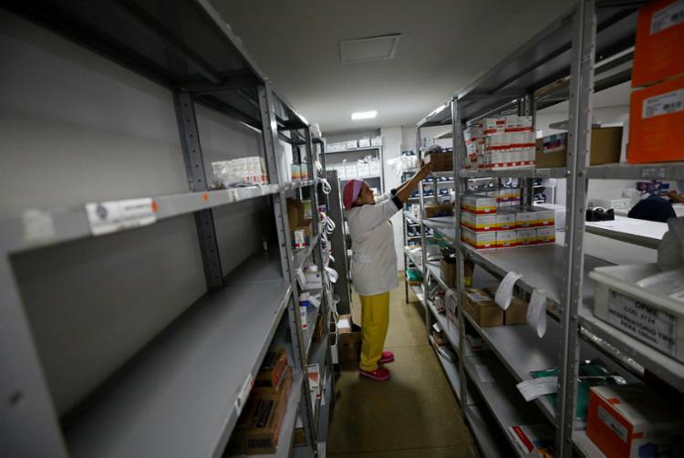 Faltam remédios no estoque da Santa Casa de Itabuna