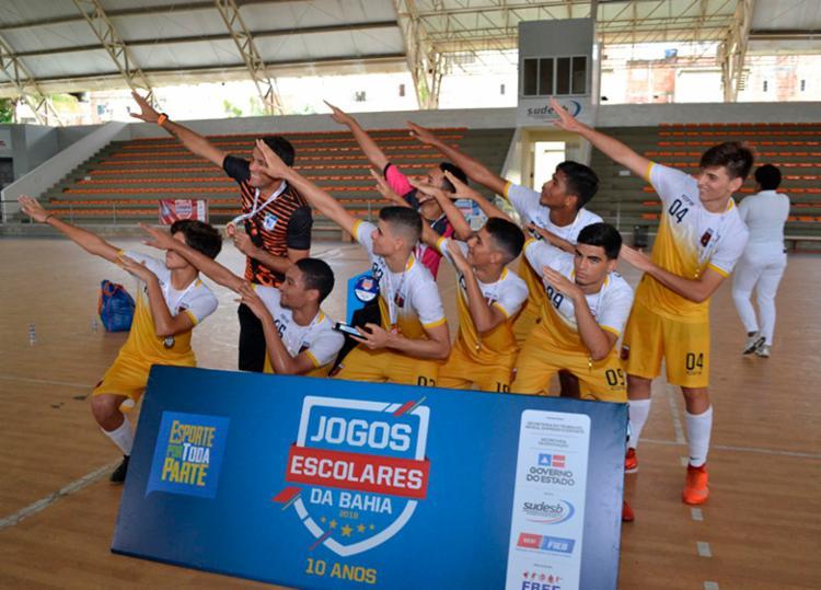 Classificados participam dos jogos em novembro, disputado em Santa Catarina - Foto: Divulgação | Sudesb