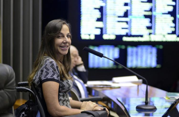Rubrica de Mara Gabrilli (PSDB/SP) completou as 27 necessárias - Foto: Gustavo Lima | Câmara dos Deputados