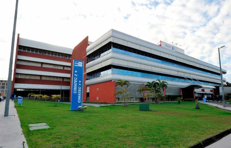 Evento será realizado no Senai-Cimatec, localizado no bairro de Piatã - Foto: José Paulo Lacerda | Senai