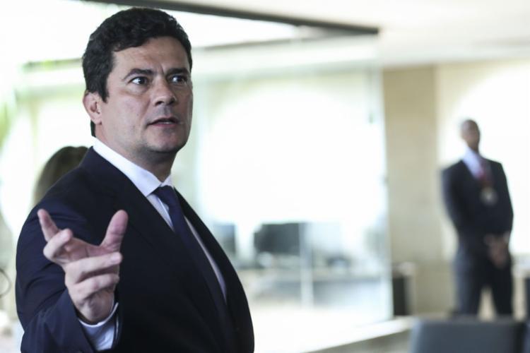 SERGIO MORO PEDE Á PGR ABERTURA DE INVESTIGAÇÃO CONTRA PRESIDENTE DA OAB
