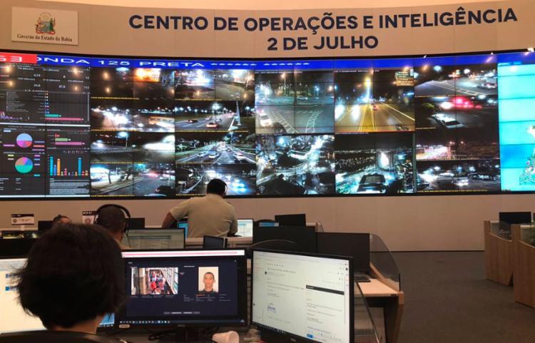Suspeitos foram localizados em pontos de grande circulação da cidade - Foto: Divulgação   SSP