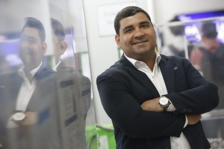 Coordenador de Estadual de Indústria do Sebrae, Tércio Calmon, destaca a importância de implantar as novas tecnologias em pequenas indústrias