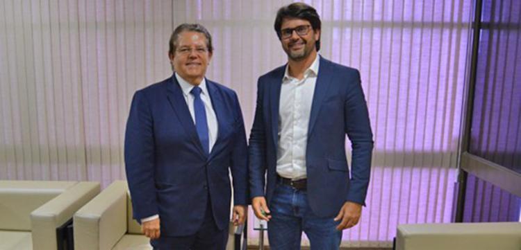 Jatahy Júnior, presidente do TRE, afirmou que a intenção do órgão é unir forças com os clubes de maior representatividade no estado - Foto: Divulgação