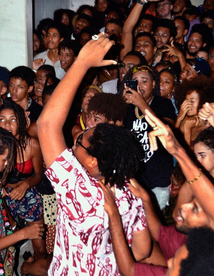 Baile Under, produzido pelo grupo, conseguiu lotar em todas as edições realizadas