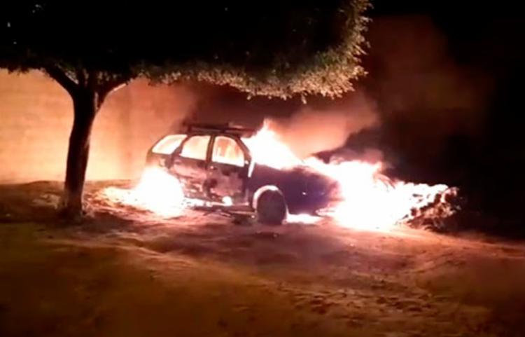 Carlos de Tijuaçu procurou a polícia para registrar o atentado - Foto: Reprodução | Calila Notícias