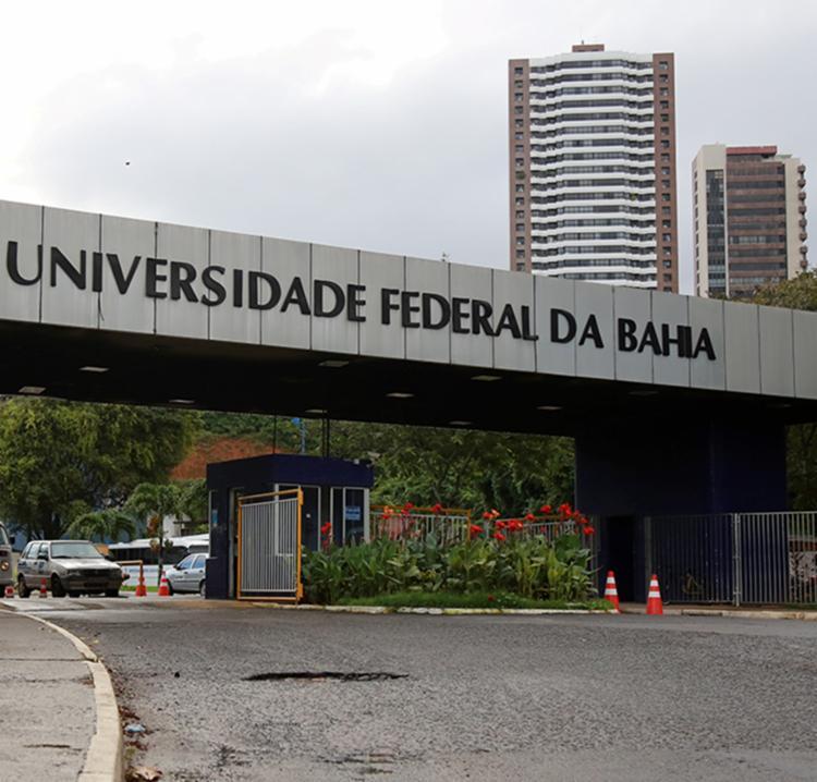 Um novo ato dos vigilantes está marcado para às 8h desta quarta-feira, em frente ao prédio da instituição - Foto: Joá Souza   Ag. A TARDE