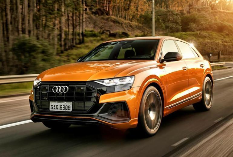 Audi lança Q8 repleto de tecnologias   Leo Sposito   Divulgação