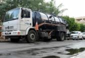 Manutenção deixa mais de 20 localidades de Salvador sem água | Foto: Matheus Buranelli | Ag. A TARDE