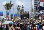 Câmara de Salvador quer proibir Carnaval na Quarta-feira de Cinzas | Foto: Uendel Galter l Ag. A TARDE l 6.3.2019