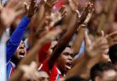 Campanhas sociais do Bahia conquistam outras torcidas | Foto: Raul Spinassé/Ag. A TARDE