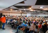 Petroleiros apresentam propostas de luta pela permanência da Petrobras na Bahia | Foto: Reprodução | Sindipetro Bahia