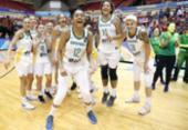 Brasil vence Porto Rico e conquista bronze na Copa America de Basquete | Foto: Divulgação | Fiba