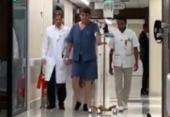 Bolsonaro receberá alta nesta segunda-feira, segundo boletim médico | Foto: Reprodução l Instagram