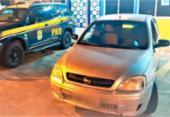 Carro roubado em Salvador é recuperado 12 anos depois em Eunapólis | Foto: Divulgação | PRF