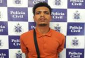 Homem é preso após tentativa de homicídio em Amargosa | Foto: Divulgação | Polícia Civil