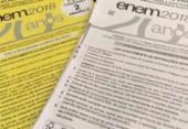 Curso preparatório para o ENEM é ofertado gratuitamente em Salvador e Lauro de Freitas | Foto: Divulgação