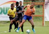 Em reapresentação, reservas do Bahia participam de jogo-treino no Fazendão | Foto: Felipe Oliveira | EC Bahia