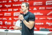 Auxiliar de Amadeu é o novo coordenador técnico da base do Vitória | Foto: Letícia Martins | EC Vitória