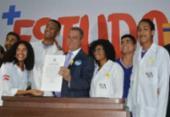 Programa Mais Estudo oferta 7.400 vagas para monitoria nas escolas estaduais | Foto: Divulgação | Secretaria de Educação