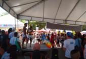 Dique do Tororó recebe 18ª da Parada LGBT+ | Foto: Márcio Machado | Ag A TARDE